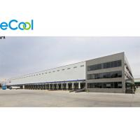 Air Cooler Multipurpose Cold Storage With PU Insulation Panel Customized Size