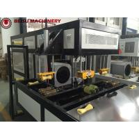 China SKG-315mm Plastic pipe belling machine PVC expanding equipment with PLC wholesale