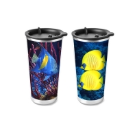 China Food Grade 3D Lenticular Printing Service Plastic Kids Drinking Cup wholesale
