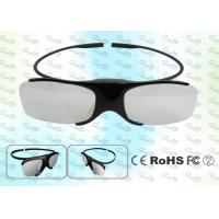China Light weighted 3D TV IR Active Shutter Glasses GH1000 wholesale