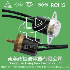 China KSD301 mini bimetal thermal switch,KSD301 bimetal thermal switch wholesale