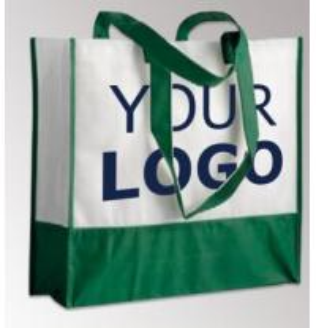 China Promotional Shopping Bag China Custom Laminated Non Woven Bags wholesale