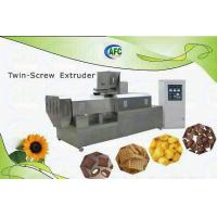Buy cheap Food Extrusion Snack Machine---Bread Pan Processing Line from wholesalers
