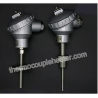 China High comments K type Thermocouple RTD B/S/R/N/J/k/T type for gas on sale