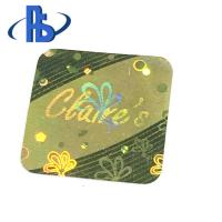 China Anti Ultraviolet Holographic Security Labels For Commodity Packaging on sale