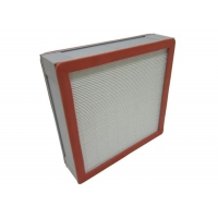 Buy cheap Glass Fiber Media Air Flow HVAC System HEPA Air Filter from wholesalers