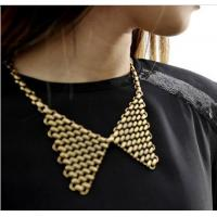 China 2013 Hot Selling Gold Necklace Designs Women Jewelry,collar necklace,vintage necklace wholesale