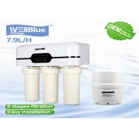 China Fashion 5 Stage Reverse Osmosis Water Purifier For Household Pre-Filtration wholesale