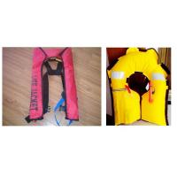 Quality Marine lifejacket,lifebuoy, immersion suit,thermal protective aid, smoke signal,pilot rope ladder for sale