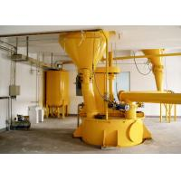 China AAC Panel Concrete Mixing Plant With Automatic Electronic Aluminum Powder Metering wholesale