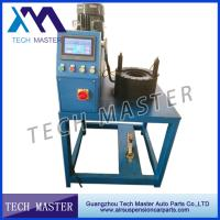 China Air Suspension Hydraulic Hose Crimping Machine For Air Suspension Shock Absorber wholesale