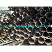 China Automobile SAW 4 SAW 5a Submerged Arc Welded Pipe for Mechanical Applications wholesale