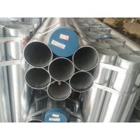 China ASTM SA53 Grade B Welded Carbon Steel Pipe With Hot Dip Galvanized 1 1/4'' Size wholesale