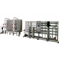 China Mineral Water Treatment System / Pure Water Treatment Filters / Ro Drinking Water Treatment Prices on sale