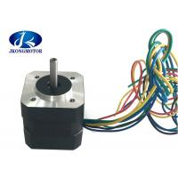 China Square Flange Brushless DC Motor 42BLS Series 100W 120 Degree Electrical Angle wholesale