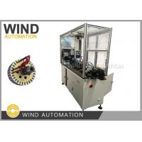 China 3.0mm AWG9 Round Wire Forming Machine For Starter Armature Manufacturing on sale