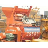 China CE certification! Best Quality Low Price Maintena JS500 Twin shaft Electric Used Concrete Mixer for Sale With Competitiv wholesale
