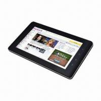 China 7-inch Tablet PC, All-in-One, Dual-core Cortex A9, 1GHz wholesale