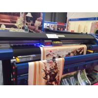 China 3.2m Low Noise Eco Solvent Inkjet Printer With Epson Dx7 Print Head For Advertisement wholesale
