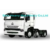 China SINOTRUK Howo 6X2 Prime Mover Truck in Black , Unloading Trucks , Color Can Be Selected wholesale