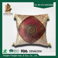 China Indoor Jacquard Canvas Couch Cushion Covers Decorative Pillows For Couch wholesale