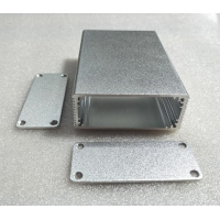 Buy cheap Sandblasting Extruded 6063-T5 Aluminium Casing For Electronics from wholesalers