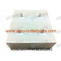 """China Square GTXL Cutter Spare Parts Bristle 1.6"""" Poly Round Foot White 92910002 wholesale"""
