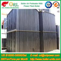 China 130 MW CFB / Water Boiler Petroleum Gas Hot Industry Air Preheater For Boiler wholesale