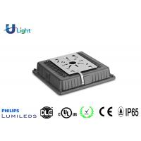 China Energy Efficient Exterior Gas Station Canopy Led Lights 150 Beam Angle wholesale