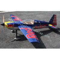 China Edge540 50CC red bull professional rc plane kits manufacturer,Red bull rc model wholesale