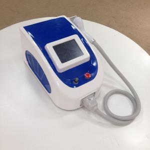 China portable medical laser 808 nm soprano diode laser skin hair removal machine wholesale