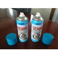 China Wheel Cleaner Spray Aerosol Bright / Sparking Wheels Fast & Effective Cleaning Use wholesale