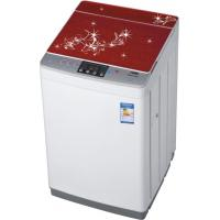 China Red 8kg Top Loading Fully Automatic Washing Machine With Pump And Copper Motor Optional wholesale