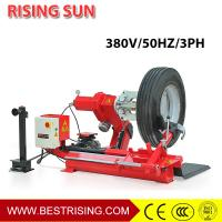 Buy cheap Heavy duty truck tire mounter for garage from wholesalers