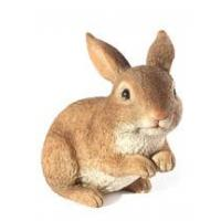 China Polyresin Statue of Rabbit Paws up wholesale