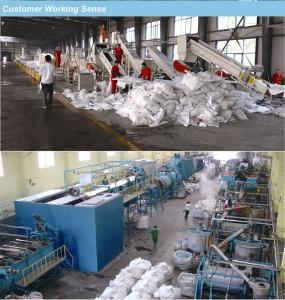 China Plastic Films Recycling Extruder Machine, Waste Plastic Granules Making Machine wholesale