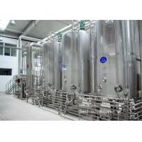 China 8000BPH Apple Fruit Processing Line Aseptic Brick Carton Package wholesale