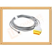 China GE 11 Pin Medical Temperature Sensor Probe Adapter Cable PVC Insulation wholesale