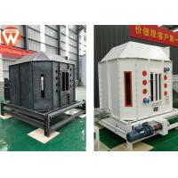 China High Efficiency Feed Pellet Cooler Counter Flow For Cooling Granule Materials wholesale