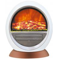 China Enery power PTC Material Free Standing Electric Fireplace 1500W For Room on sale