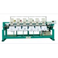 China 6 heads computerized embroidery machine for cap & t-shirt wholesale