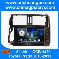 China Ouchuangbo car multimedia gps radio stereo Toyota Prado 2010-2013 support iPod USB BT SD wholesale