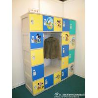 China Moisture Proof ABS Plastic Lockers For Arena And Large Shopping Center wholesale