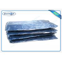 Quality Custom Width One - Time Use Non Woven Bed sheet / Bed Cover For Europe for sale
