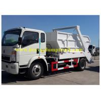 China City Cleaning Waste Management Garbage Truck  4x2 12 to 14 CBM wholesale