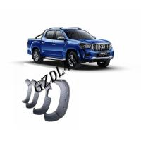 China ABS 4x4 Wheel Arch Flares For LDV Maxus T60 / Plastic Wide Car Wheel Arch Fender wholesale