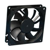 Quality 9 Blade 24V / 48V Plastic Impeller Computer Case Cooling Fans With Ball Bearing for sale