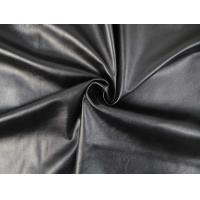 China high sensitivity conductive leather for touching gloves synthetic leather wholesale