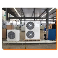 China Hotel 9A Air Source Inverter Heat Pump For Swimming Pool CE wholesale