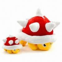 China Mario Bro Plush Doll, Soft and Stuffed, Available from 6 to 8 Inches Size wholesale